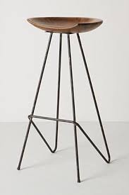 perch barstool anthropologie with