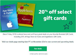 flash on 3rd party gift cards