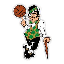 Boston Celtics B Vinyl Die Cut Decal Sticker 4 Sizes