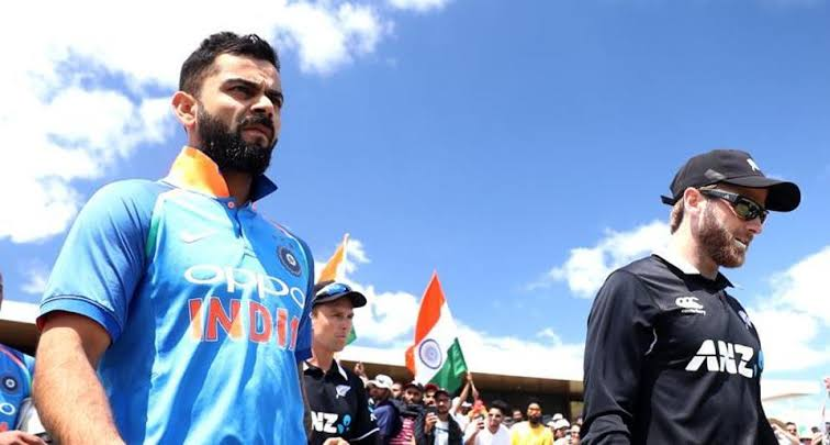 Image result for Indiavs New Zealand semifinal""