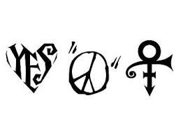 Prince Decal Love Peace Prince Decal Free Surprise Gift With Every Order Prince Rogers Nelson Prince Peace And Love