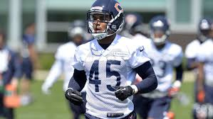 Five Questions With The Daily Gopher about Brock Vereen - Windy City  Gridiron