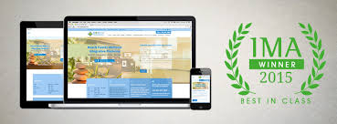 Award Winning Medical Website Design - Trighton Interactive