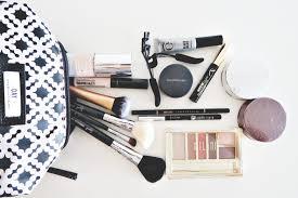 what s in my makeup bag katrine m