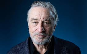 From Trump...to Trump: Robert De Niro wants to talk about one thing only
