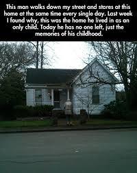 memories of his childhood