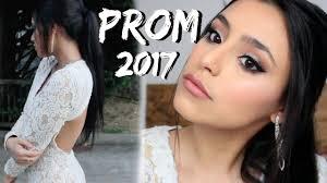 prom makeup 2017 white dress you