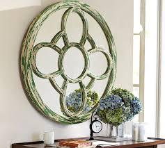 window pane mirror pottery barn easy