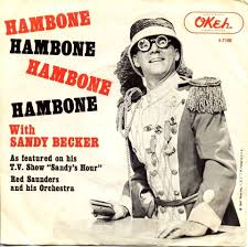 Who remembers Sandy Becker as Hambone? | Classic tv, First tv, Comedians
