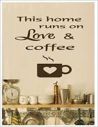 Kitchen Wall Decal Coffee Decal Kitchen Decal Kitchen Art Etsy Coffee Decor Kitchen Coffee Decor Kitchen Decor Themes Coffee