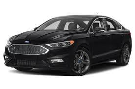 2018 ford fusion specs mpg