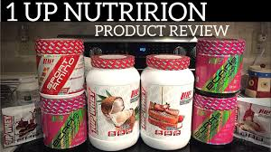 1 up nutrition review protein
