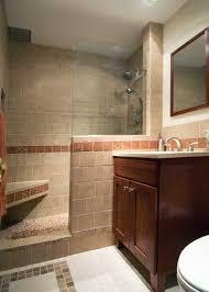 half wall shower