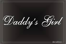 Daddy Decals Stickers Decalboy