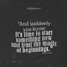 meister eckhart new beginnings quote