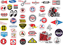 Racing Cars Americana Drag Motorcycles Gas Oil Muscle Cars Vintage Stickers Decals Cafe Racer Vintage Racing Vintage Hot Rod Vintage Logo