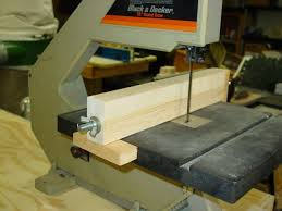 Shop Improvements 5 Band Saw Fence Finished Bandsaw Easy Fence Woodworking
