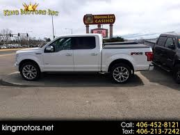used 2016 ford f 150 4wd supercrew 145
