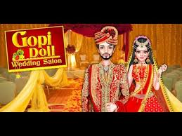 gopi doll wedding salon free game