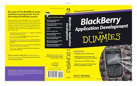 part ii blackberry application
