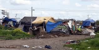 stockton homelessness plays part in