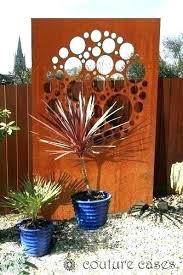 outdoor decorative screen ezrahome co