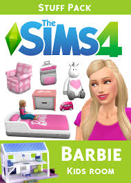 Pihe89 The Sims 4 Barbie Kids Room Stuff You Can Find Sims 4 Toddler Sims 4 Children The Sims 4 Packs