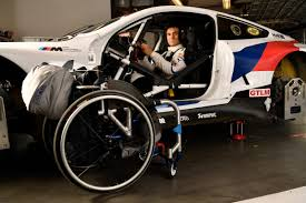 Inspirational Alex Zanardi set for Rolex 24 debut