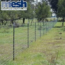 China Farmgard 4 Ft X 330 Ft Field Fence China Galvanised Steel Fence Posts Galvanised Metal Fence Posts