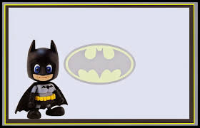 Batman Bebe Invitaciones Etiquetas Imprimibles Y Cajas Para