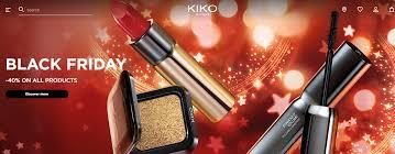 kiko cosmetics black friday 2020 beauty