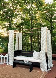6 diy cabana lounge ideas for garden