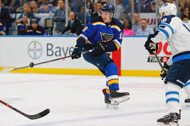 Blues Activate Forward Robert Thomas From IR - 590 The Fan