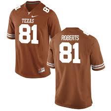 texas longhorns nike football jersey