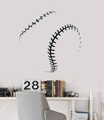 Sport Wall Vinyl Decals Wallstickers4you