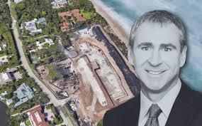 Ken Griffin's Palm Beach properties