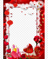 love picture frame png 707x1000px