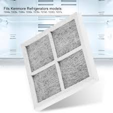 refrigerator air filter fits
