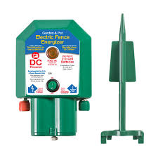 Fi Shock 0 03 Mile Battery Operated Electric Fence Charger In The Electric Fence Chargers Department At Lowes Com