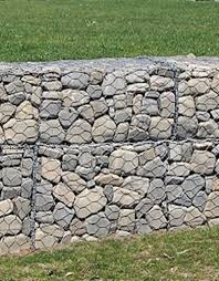 Gabion Woven Wire Basket Sz 9 X 3 X 3 Galvanized Silt Management Supplies Llc