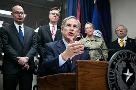 Texas Gov. Abbott Issues Orders To Increase Hospital Capacity, But Passes  On 'Shelter-In-Place'   KUT