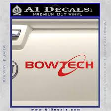 Bowtech Archery Decal Sticker Logo A1 Decals