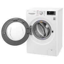 Máy giặt LG Inverter 9 kg FC1409S2W tại Thiên Hòa