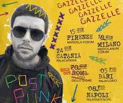 GAZZELLE – POST PUNK TOUR: la tappa di ROMA è SOLD OUT e ...