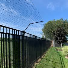 Existing Fence Conversion System Kit For Cats Purrfect Fence