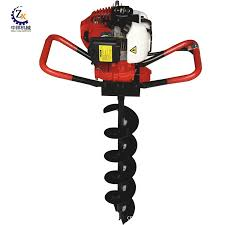 Electric Handheld Manual Fence Post Hole Digger Buy Handheld Manual Fence Post Hole Digger 49cc Post Hole Digger Electric Post Hole Digger Product On Alibaba Com