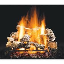vented natural gas propane fireplace
