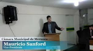 O Sobralense - Vereador Meruoquense Maurício Sanford na...