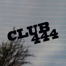 Club 444 Animal Villager Gaming Vinyl Decal Sticker Free Us Shipping For Car Laptop Tablets Etc