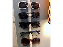 sunglasses glasses holder wall mount